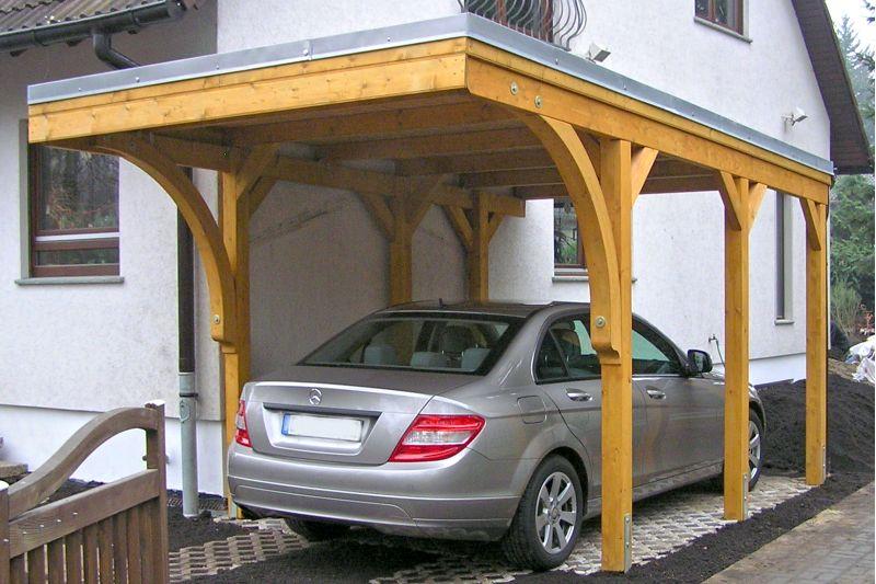 Carport in Teltow