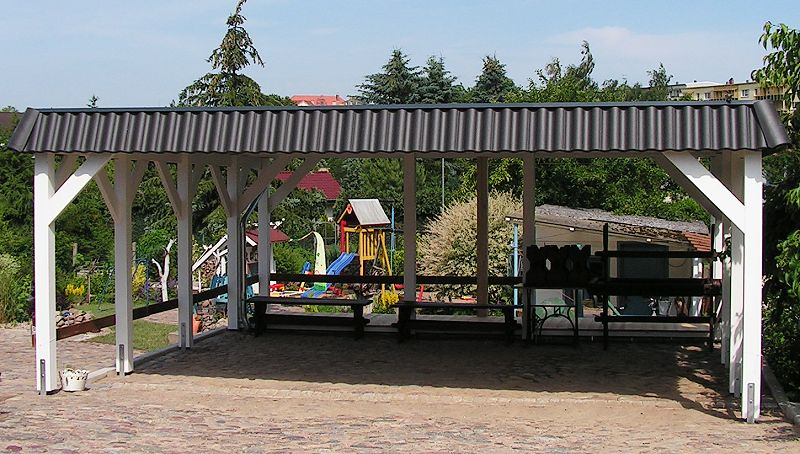 Doppelcarport in Prenzlau
